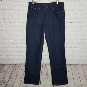 Ralph Lauren Jeans Modern Slim Dark Wash Denim 10